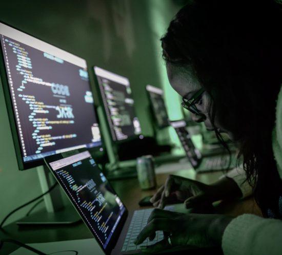 Code in the dark